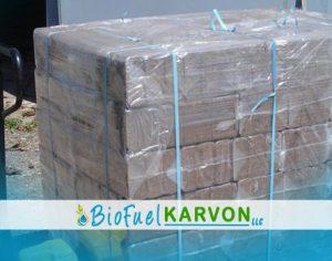 RUFF Bark Briquettes